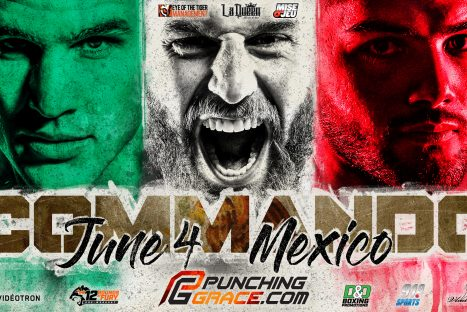 Commando 5 – Mexico David Lemieux, Simon Kean and Erik Bazinyan