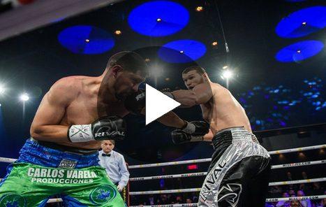 MAKHMUDOV VS ZARATE 13 10 2018