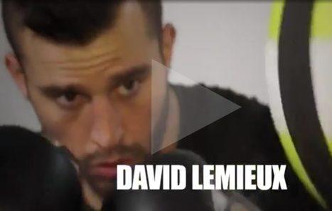 Blood, Guts & Glory : LEMIEUX VS RIOS