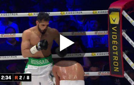 Ayaz Hussain vs Ulises Perez
