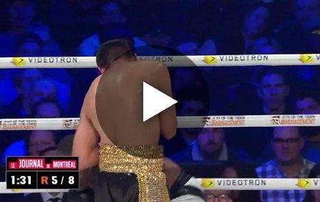 Junior Ulysse vs Jose Emilio Perea