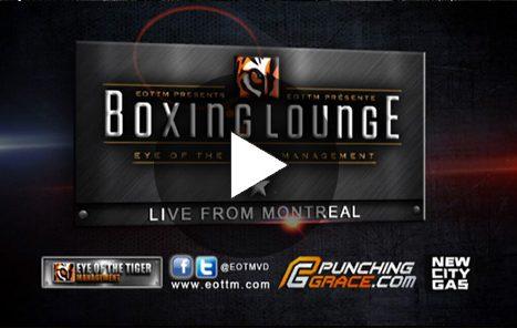 Boxing Lounge 1: New City Gas