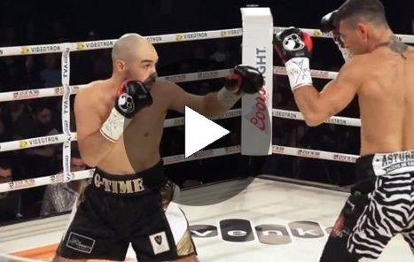 Fight Club XXIII : Mathieu Germain