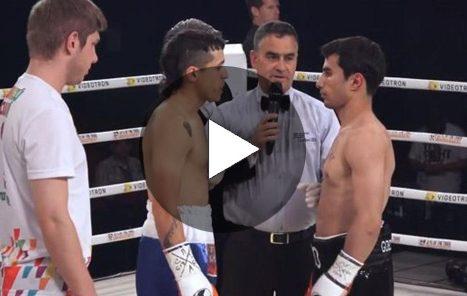 Fight Club XXIII : Andranik Grigoryan