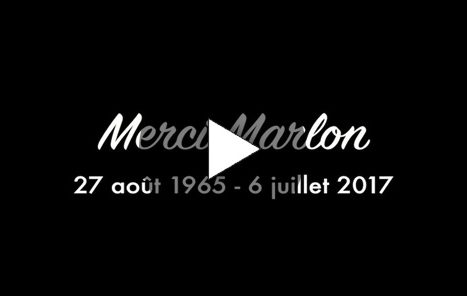 Merci à Marlon B. Wright