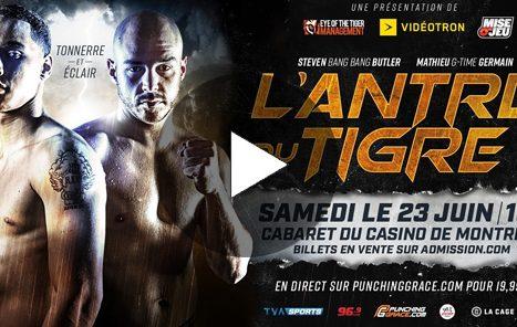 L'Antre du Tigre / Casino de Montreal 23 06 2018