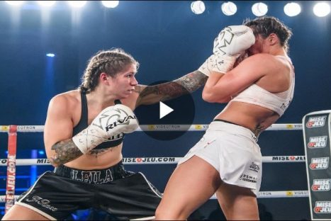 Beaudoin Vs Dvorakova 25 10 2019