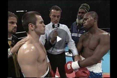 Leonard Dorin vs Gairy St-Clair 08 09 2000