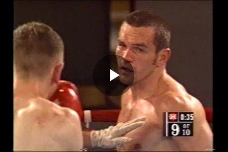 Leonard Dorin vs. Martin O Malley 21 07 2001