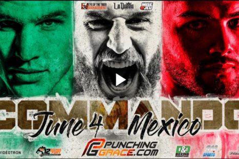 COMMANDO 5 Mexico – 04 06 2021
